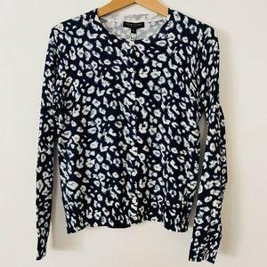 Banana Republic Cardigan Sweater S Stretchy Cotton